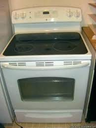 ge glass stove top replacements