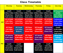 fitness first cl timetable fitness