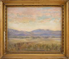 EFFIE ANDERSON SMITH, Arizona/Arkansas 1869-1955, Desert lan