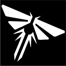 Firefly Logo The Last Of Us Vinyl Die Cut Decal Sticker Texas Die Cuts