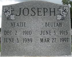 Beulah Smith Joseph (1915-1997) - Find A Grave Memorial