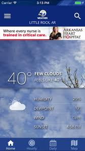 KATV Channel 7 Weather #News#TV#apps ...