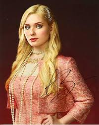 Abigail Breslin SCREAM QUEENS In Person Autographed Photo at ...