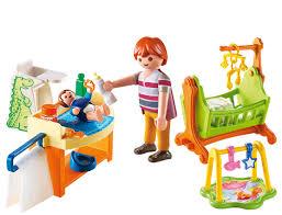 Playmobil Baby Room With Cradle Walmart Com Walmart Com