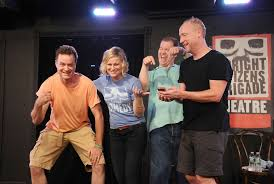 An Oral History of UCB And How It Popularized Improv