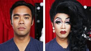men get transformed by drag queens