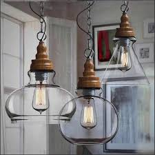 rustic pendant lights wood coffee