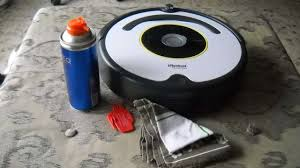 how to clean your irobot roomba diy