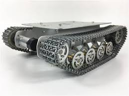 sn3000 all metal robot tank platform