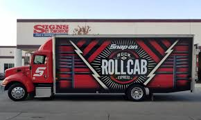 Custom Vehicle Wraps Graphics Signs By Tomorrow