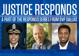 Criminal justice discussion to include Police Chief Renee Hall, D.A. John  Creuzot, C.E.O. Byron Sanders - Lake Highlands