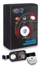 Sb 1 Sound Barrier Indoor Wireless Dog Cat Sonic Fence