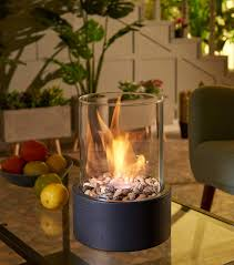gas fireplace smells like kerosene
