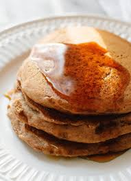 super simple vegan pancakes cookie