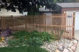 Fence Ideas Extraordinaire Fence Co Llc Sioux Falls Sd