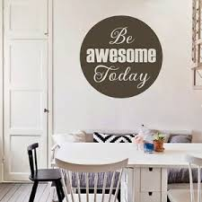 Aoiwqd34 Awesome Office Inspirational Wall Quotes Decal Today 2020 11 06