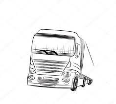 Bilderesultat For Truck Drawing Drawings Trucks
