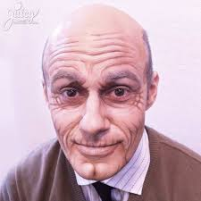 old age makeup old man costume