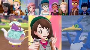 Camp like never before in Pokémon Sword and Pokémon Shield ...