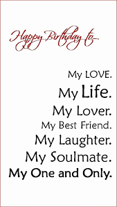 love quotes for boyfriend birthday card unique birthday happy