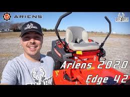 ariens edge 42 zero turn lawn mower