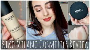 kiko makeup milano reviews saubhaya