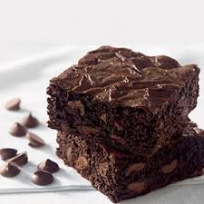 Image result for triple chocolate brownies