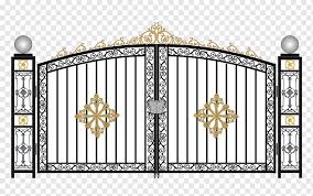 White And Black Gate Illustration Window Gate Door Steel Wrought Iron Pattern Wrought Iron Gates Fence Geometric Pattern Retro Pattern Png Pngwing