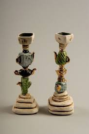 Bertie Smith | Pottery teapots, Pottery candle, Pottery candle holder