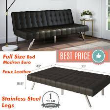 naomi home convertible tufted futon