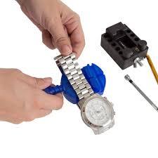 stalwart watch repair kit 144 piece