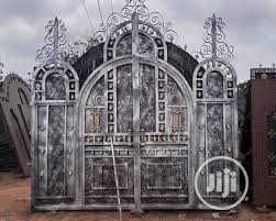 Archive Quality Iron Fence Gate In Onitsha Doors Maduka Collins Jiji Ng For Sale In Onitsha Buy Doors From Maduka Collins On Jiji Ng