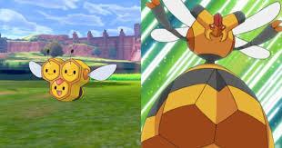Pokémon Sword & Shield: How To Find & Evolve Combee Into Vespiquen