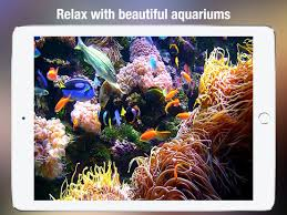 virtual aquarium apps for iphone