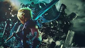 final fantasy vii remake wallpapers