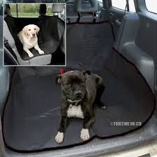 car rear back seat cover pet protector