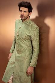 designer wedding sherwani for groom