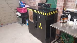 diy home made powder coating oven you