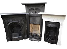 cast iron victorian fireplaces