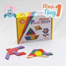 Ghép hình Puzzle - Đồ chơi phát triển trí tuệ cho bé 3 tuổi GIÁ TỐT