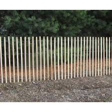 Hdx 1 4 In X 4 Ft X 50 Ft Natural Wood Snow Fence 14910 9 48 The Home Depot