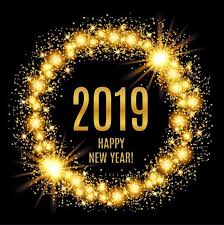 bright gold shimmer happy new year quote pictures photos