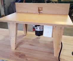 Diy Router Table 6 Steps With Pictures Instructables