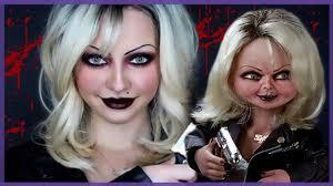tiffany chucky doll makeup saubhaya