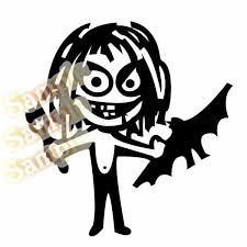 Ozzy Osbourne Bat Eater Decal