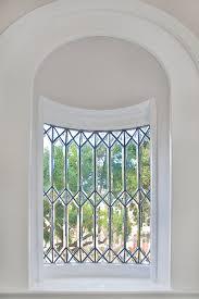 decorative leaded glass window
