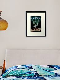 Bioshock New Year S In Rapture Framed Art Print By Theretrovgers Redbubble