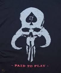 zero foxtrot zf merc mercenary skull