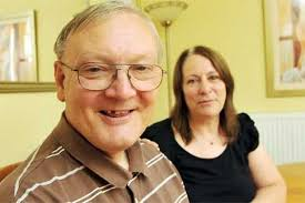Struck down with Alzheimers at just 57, the sad story of Adrian ...