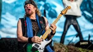 Adrian Smith Talks Where 'Most Fanatical' Iron Maiden Fans Are ...